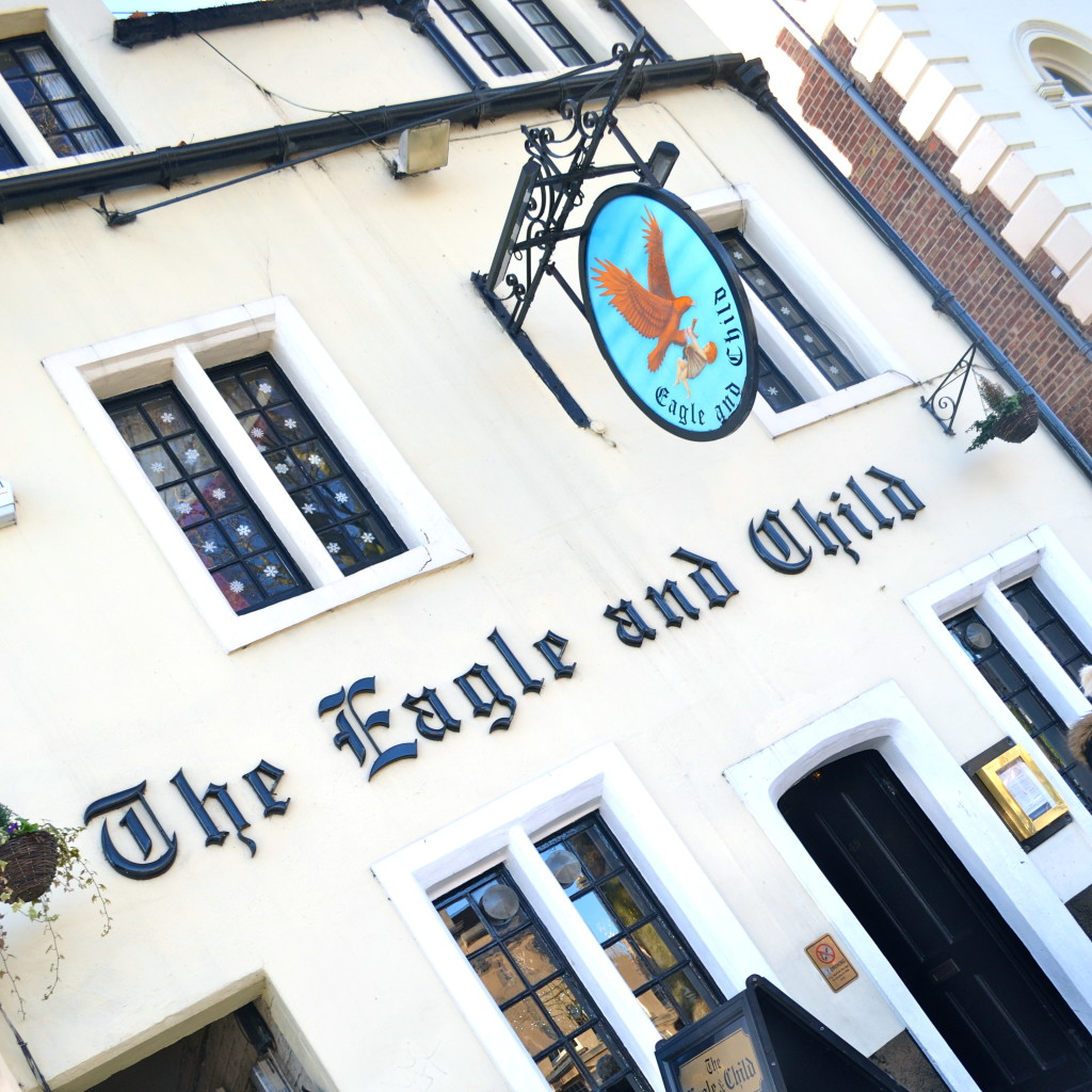 Oxford in a Day ~ Things to do! Eagle and Child