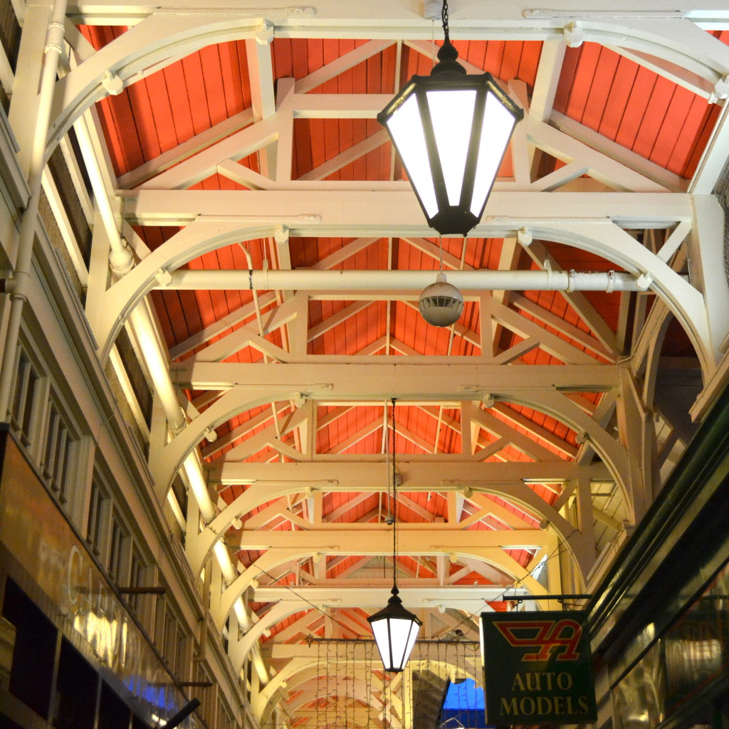 Oxford in a Day ~ Things to do! Covered Market