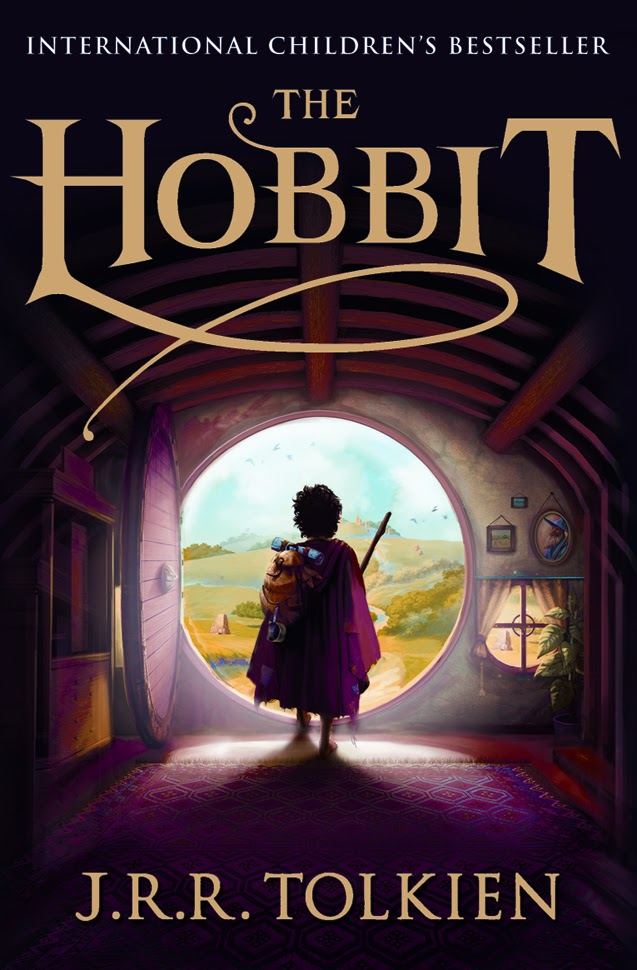 Min-spiration ~ The Hobbit ~ book cover