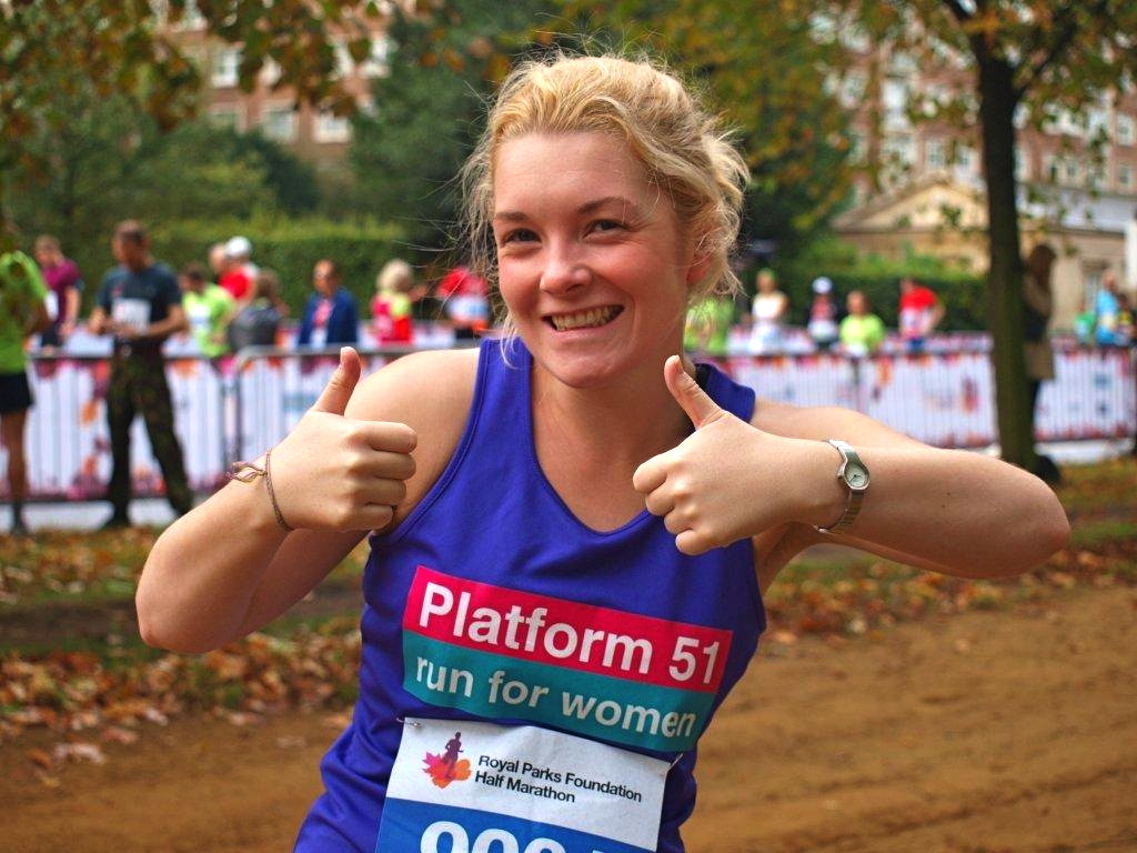 Meet the Runner: Jo Fe-Line Runs the World!