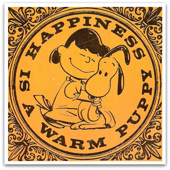"Minspiration Monday: ""Happiness"" from ""You're a Good Man, Charlie Brown"""