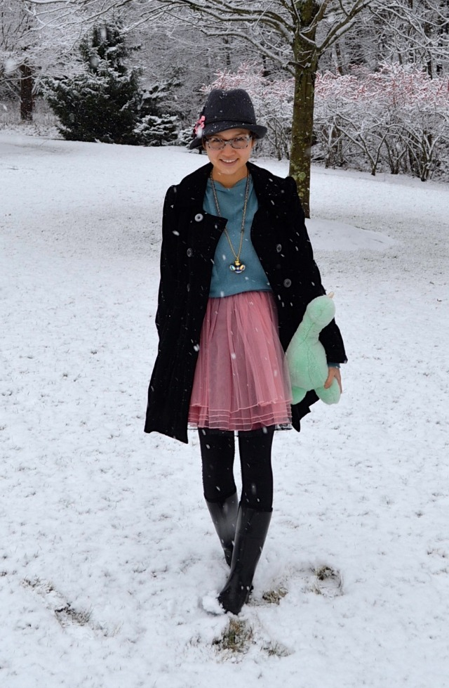 Wardrobe Weekly: Snow + Friends