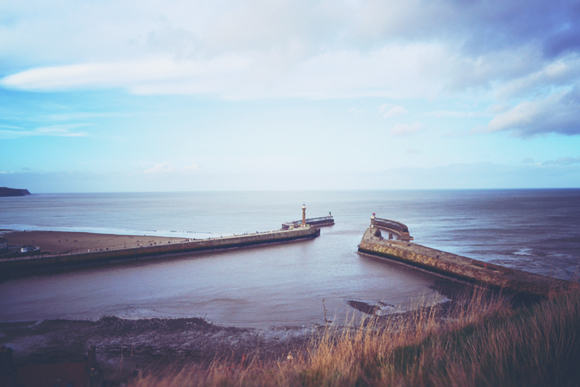 Whitby, North Yorkshire / Fit for a Heroine