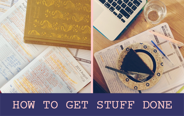 Everyone Needs Deadlines: How to Get Stuff Done