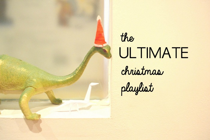 The Ultimate Christmas Playlist