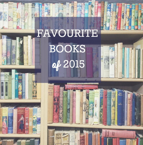 My Favourite Books of 2015