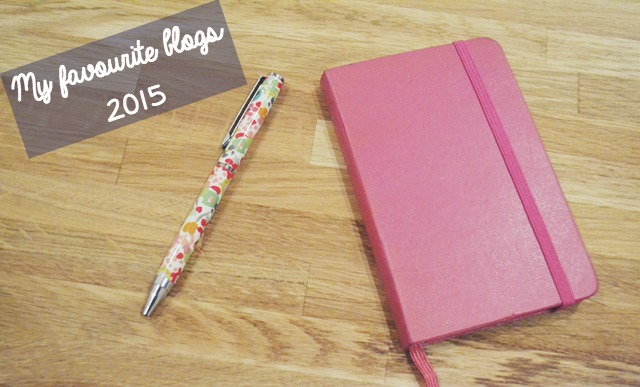My Favourite Blogs: 2015