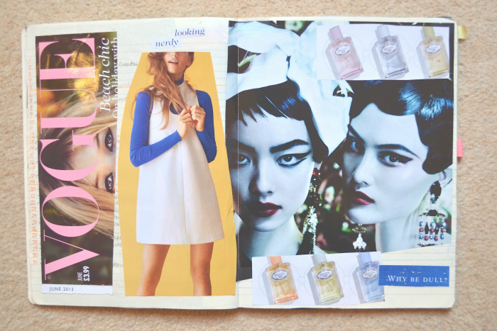 A Heroine's Guide to Vision Boards