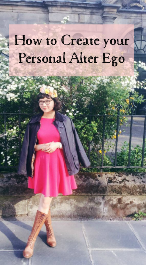my Alter Ego, Princess Xandra the Bold
