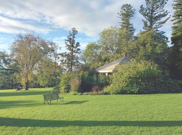 Melbourne australia fit for a heroine heroine training for Landscape design courses melbourne