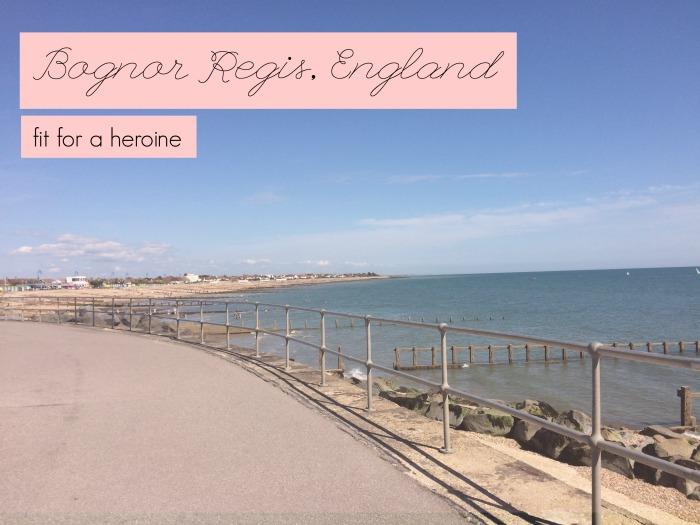 Bognor Regis, England / Fit for a Heroine