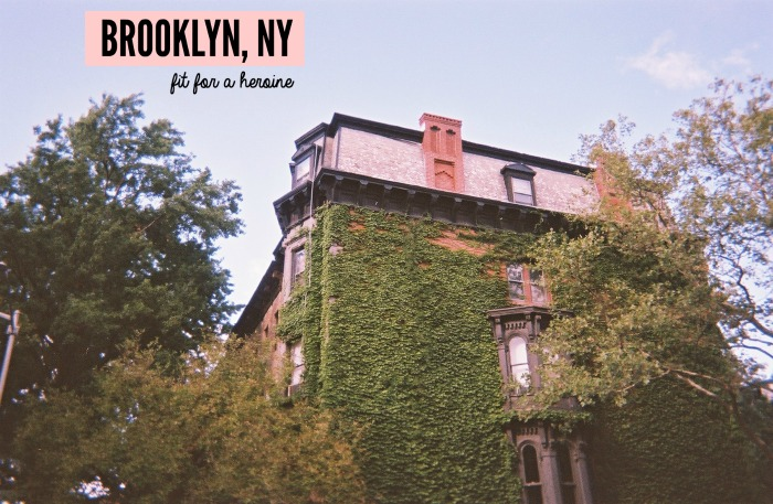 Brooklyn, NY / Fit for a Heroine