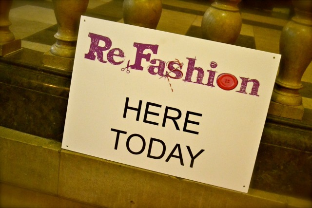 Oxford ReFashion: Fabulous Recycling and Feeling Good