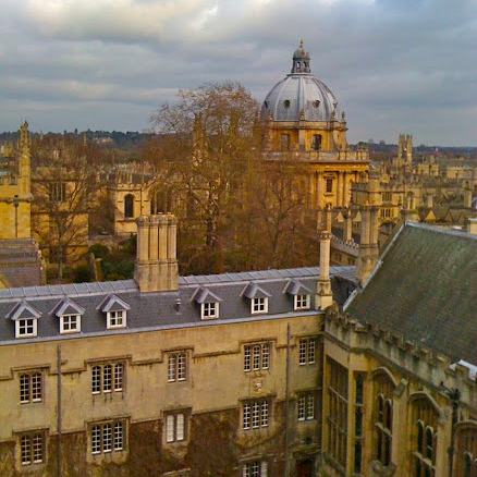 Oxford in a Day ~ Things to Do!