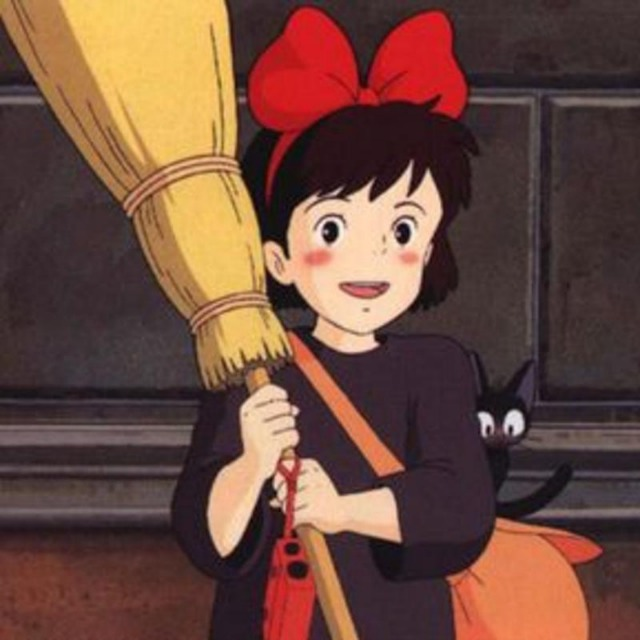 Min-spiration ~ World's Coolest Minimalist Witch: Kiki