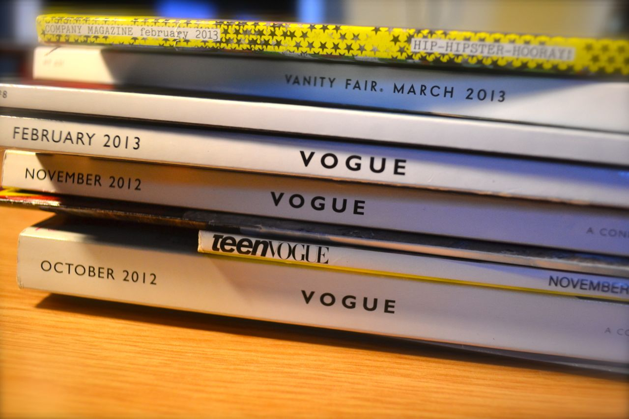 What to do with Magazines: I Finally Figured it Out!
