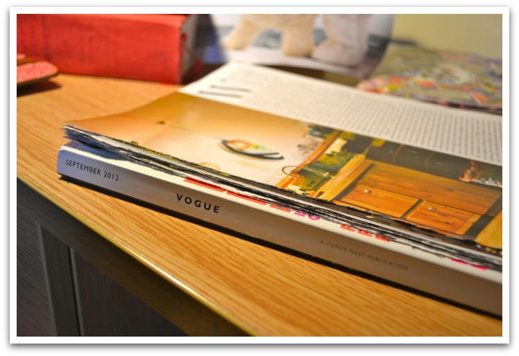 Reading Tips: from Lit Crit to Fashion Magazines