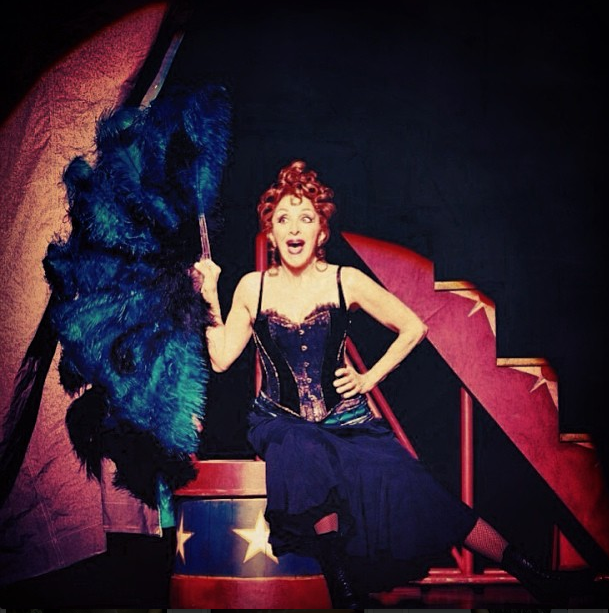 Min-spiration: Pippin the Musical, Especially Berthe