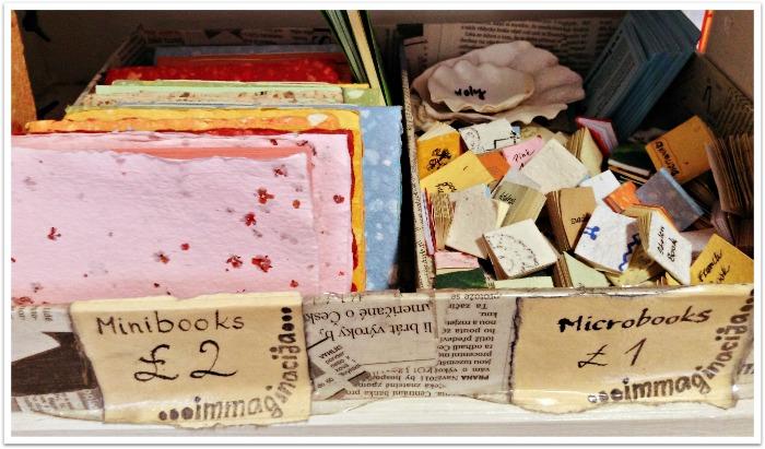 Immaginacija: Gorgeously Fun Homemade Books & Things