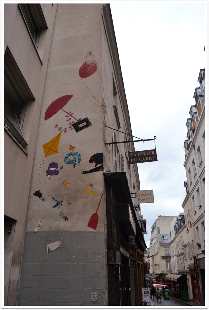 Micro-Pleasures: Parisian Street Art