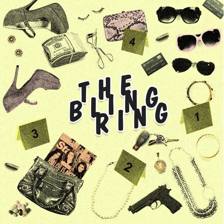 The Bling Ring: Hating to Love Materialism. But It's So Pretty.