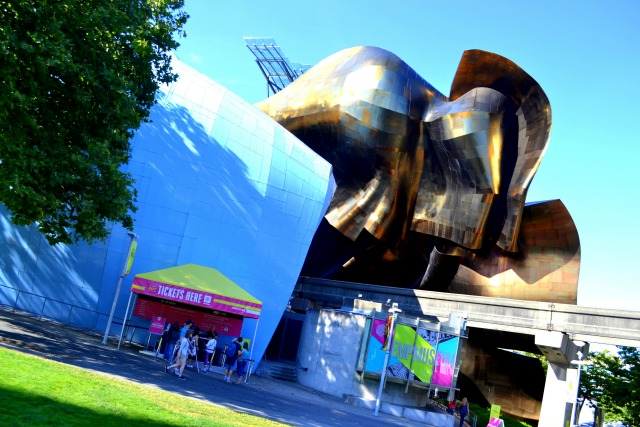 Magic and Madness at Seattle's Experience Music Project