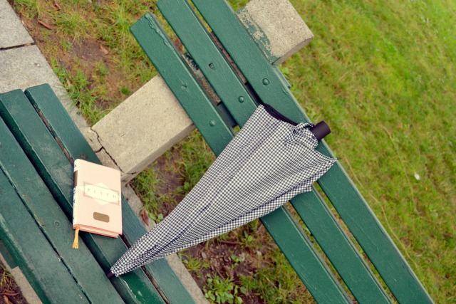 Micro-Pleasure: Poetry on a Park Bench