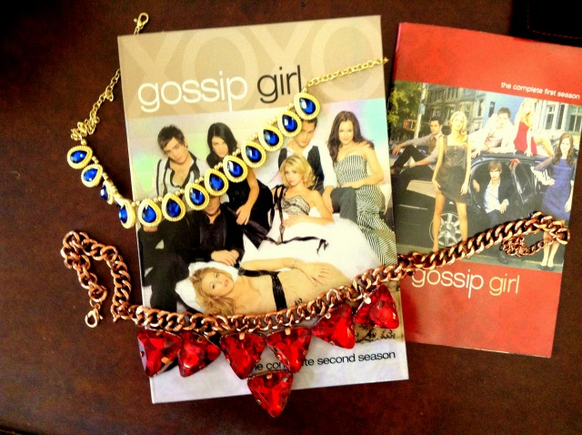 Micro-Pleasure: Gossip Girl and Chunky Necklaces