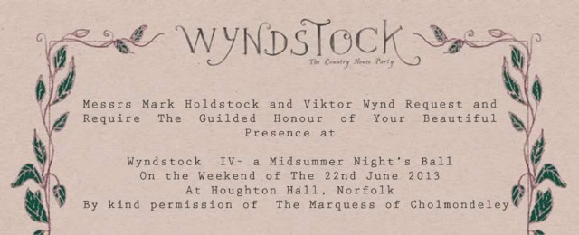 Wyndstock in Review: Midsummer in the Countryside