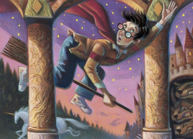 Min-spiration: Harry Potter