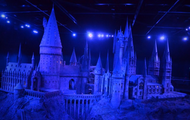 What I Wore: Leavesden Harry Potter Studio Tour