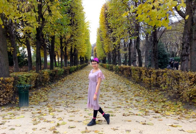 Wardrobe Weekly: Weekend in Paris
