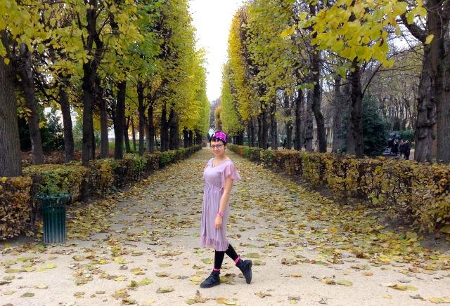Wardrobe Weekly: Weekend in Paris