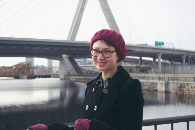Wardrobe Weekly: Boston It's Cold Outside