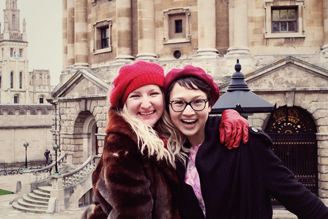 FabulosiTEA En Location: Oxford