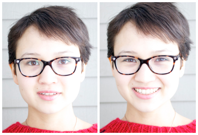 Simple Fix for Looking Good in Photos
