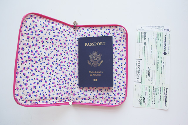 Travel Light: Keeping My Passport Safe in Style