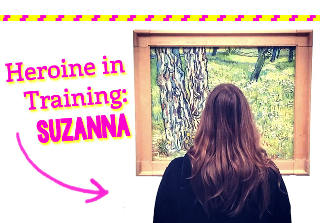 Heroine in Training: Suzanna the De-Cluttering Dragon