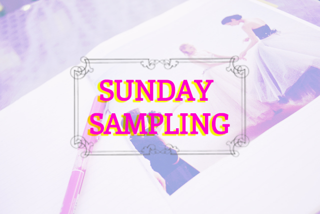 Sunday Sampling: Get it done