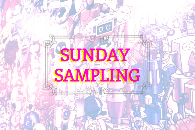 Sunday Sampling: identify your real treasures.