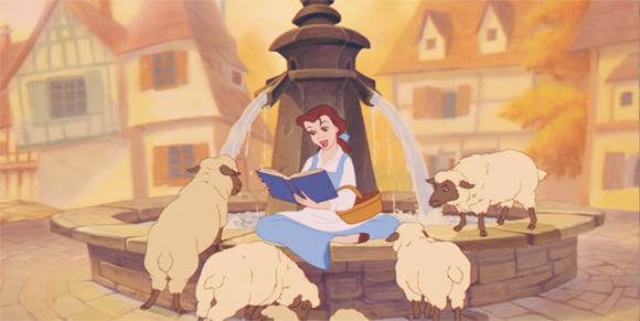 belle-reading