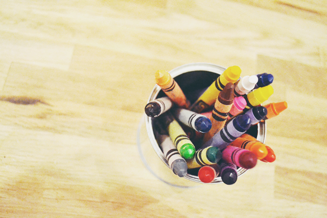 How to Stay Colourful, Creative, and Sane