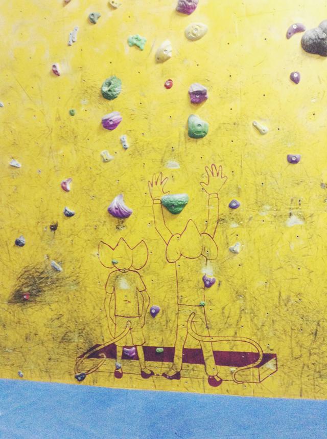 Why I don't Set Climbing Goals