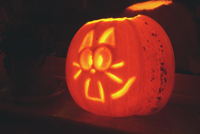 Pumpkins, Ghibli Style