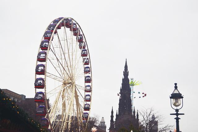 Mini Adventure: the local Christmas fair