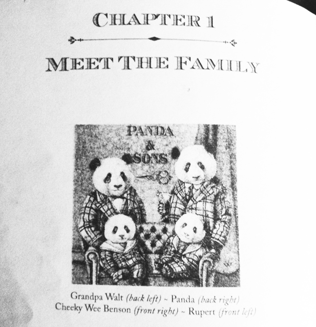 Mini Adventure: Pandas in the Speakeasy