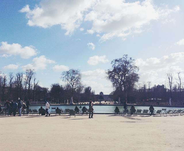 Take Time Like a Parisian