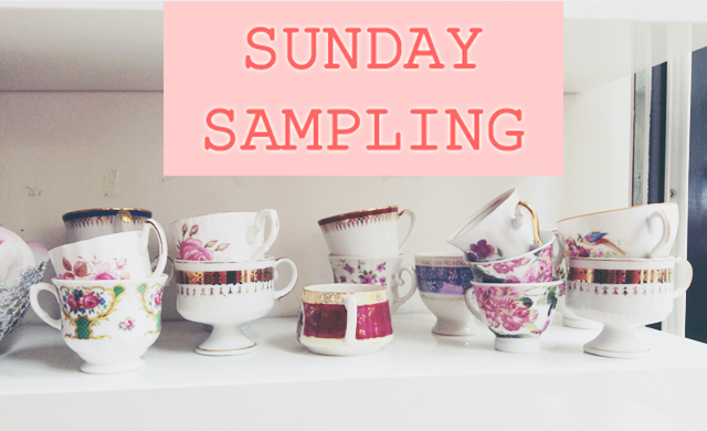 Sunday Sampling / Never Grow Up