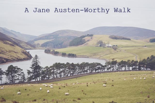 A Jane Austen-Worthy Walk