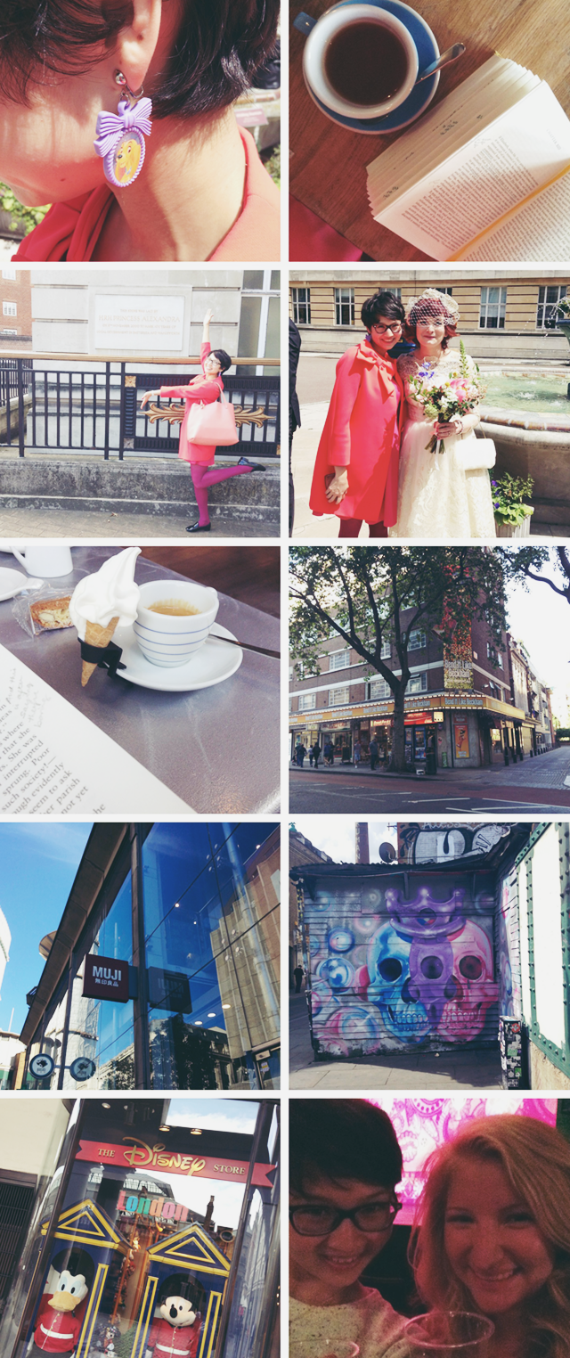 Mini Adventure: London Weekend